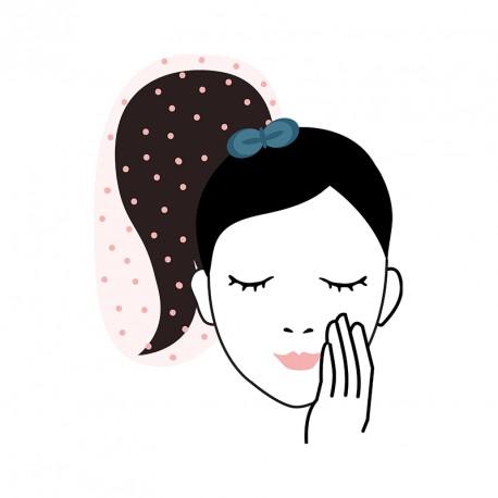Hair tips mask