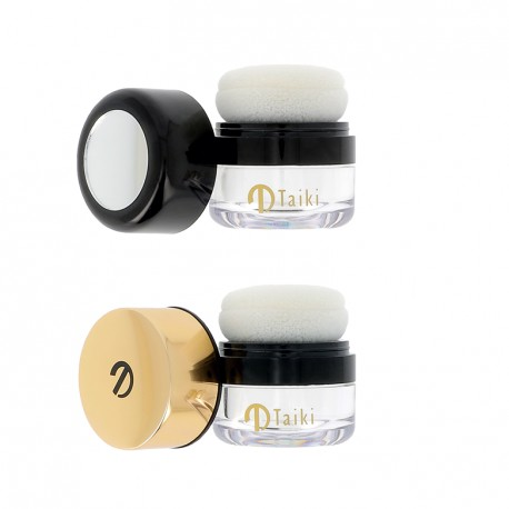 Powder Puff Jar - Custom manufacturing